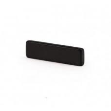 Неодимовый магнит призма 20х4х6 мм (Черный)